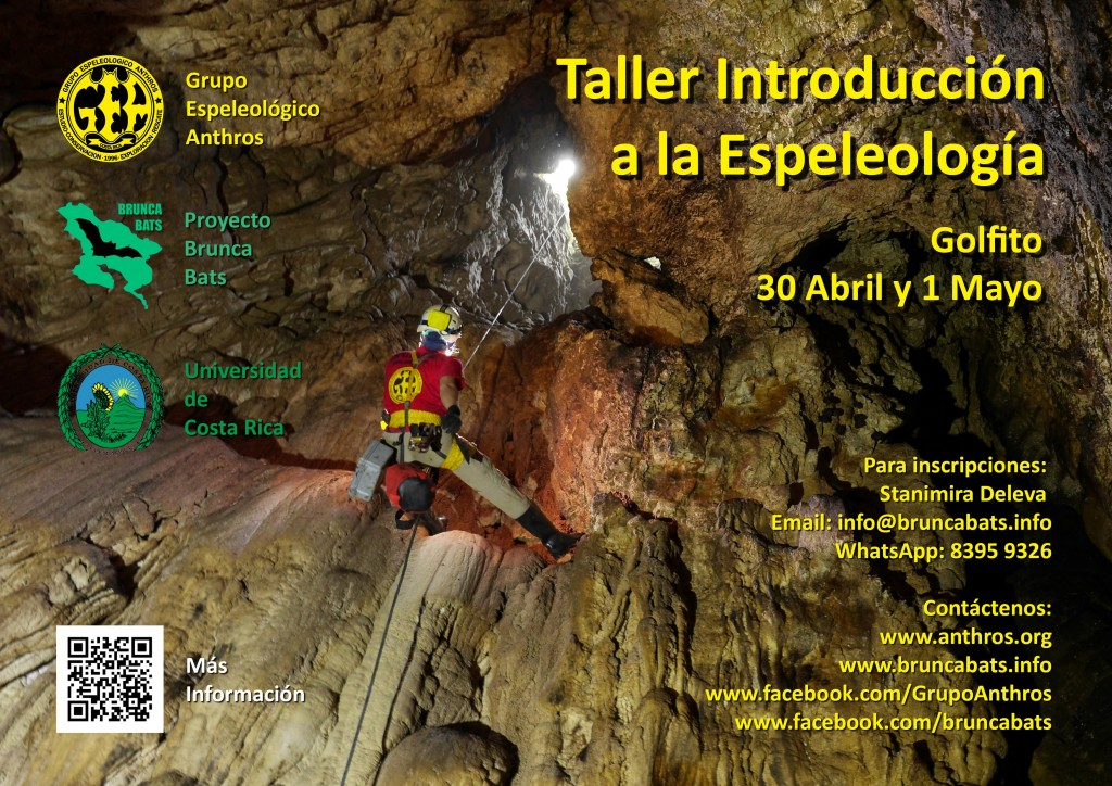 Caving workshop