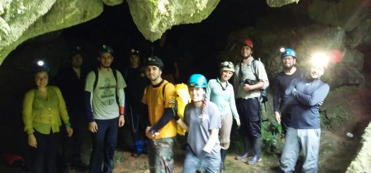 Workshop – Introduction to caving in Golfito